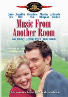 Cover image for Music from another room