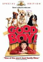 Cover image for Good boy!