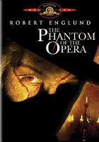 Cover image for The Phantom of the Opera [videorecording DVD] (Robert Englund version)