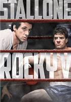 Cover image for Rocky V