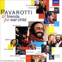 Imagen de portada para Pavarotti & Friends for War Child