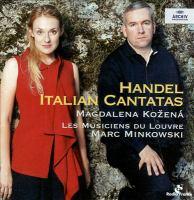 Cover image for Italian cantatas