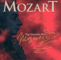 Cover image for Mozart-- the greatest hits