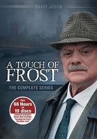 Cover image for A touch of Frost. Season 1, disc 1 [videorecording DVD]