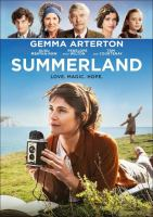 Cover image for Summerland [videorecording DVD]