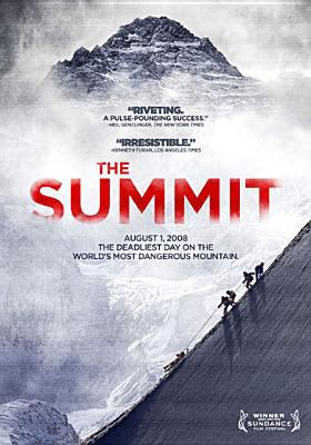 Cover image for The summit [videorecording DVD]