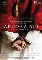 Cover image for Habemus papam We have a pope