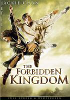 Cover image for The forbidden kingdom