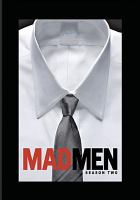 Cover image for Mad men. Season 2, Disc 1