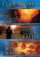 Cover image for The Lee Strobel 3-disc film collection [videorecording DVD].