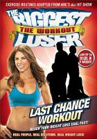 Cover image for The biggest loser last chance workout
