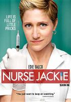 Cover image for Nurse Jackie. Season 1, Disc 1