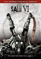 Cover image for Saw VI