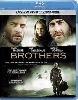 Cover image for Brothers [videorecording Blu-ray]