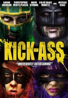 Cover image for Kick-ass