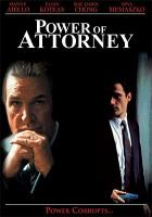 Cover image for Power of attorney