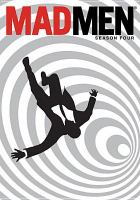 Cover image for Mad men. Season 4, Disc 1