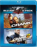 Cover image for Crank [videorecording Blu-ray]