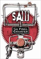 Cover image for Saw the final chapter