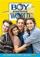 Cover image for Boy meets world. Season 4