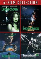Cover image for Leprechaun 4-film collection
