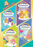 Cover image for Care Bears [videorecording DVD] : 4 feature set