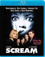 Cover image for Scream [videorecording Blu-ray]