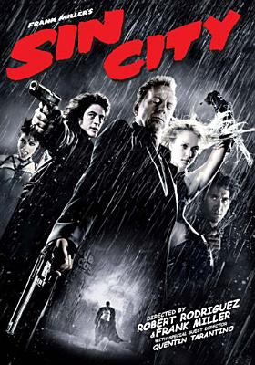 Cover image for Frank Miller's Sin City