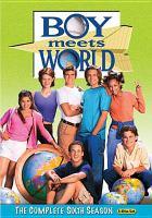 Cover image for Boy meets world. Season 6