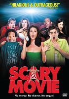 Imagen de portada para Scary movie [videorecording DVD]