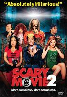 Cover image for Scary movie 2 [videorecording DVD]