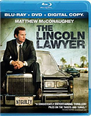 Cover image for The Lincoln lawyer