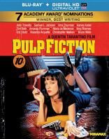 Cover image for Pulp fiction [videorecording Blu-ray]
