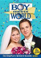 Cover image for Boy meets world. Season 7