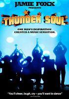 Cover image for Thunder soul