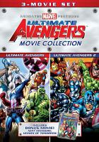 Cover image for Ultimate Avengers movie collection