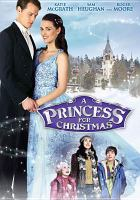 Cover image for A princess for Christmas