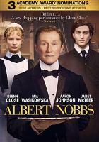 Cover image for Albert Nobbs