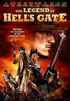 Imagen de portada para The legend of Hell's Gate
