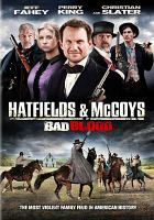 Cover image for Hatfields & McCoys bad blood