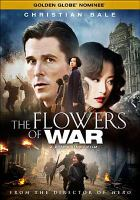 Cover image for Flowers of war