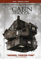 Cover image for The cabin in the woods