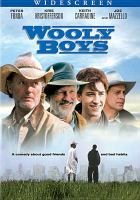 Cover image for Wooly boys