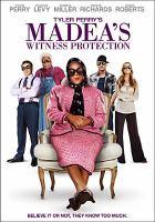 Imagen de portada para Madea's witness protection