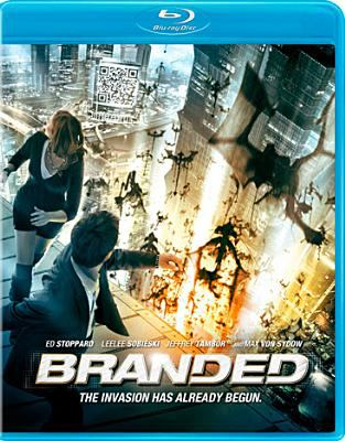 Cover image for Branded