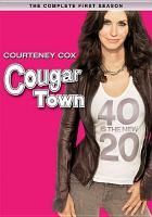 Cover image for Cougar town. Season 1, Complete