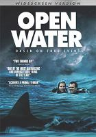 Cover image for Open water