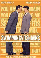Cover image for Swimming with sharks [videorecording DVD].