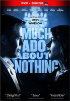 Cover image for Much ado about nothing (Alexis Denisof version)