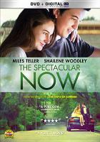 Cover image for The spectacular now [videorecording DVD]